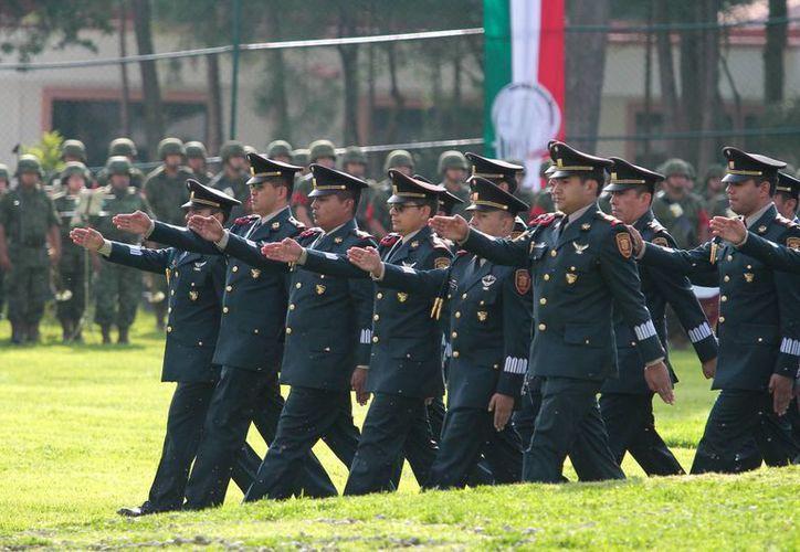 La reforma al Código de Justicia Militar debe modificarse conforme a estándares internacionales. (Archivo/Notimex)