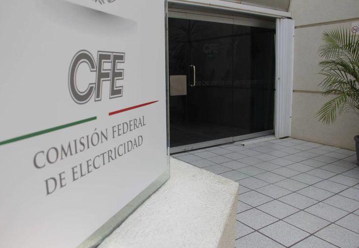 La electricidad incrementó su precio hasta un 24.44 por cierto más. (Archivo/SIPSE)