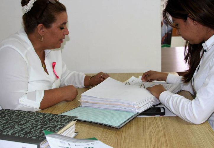 La nómina del gobierno del estado cuenta con aproximadamente seis mil trabajadores. (Carlos Horta/ SIPSE)