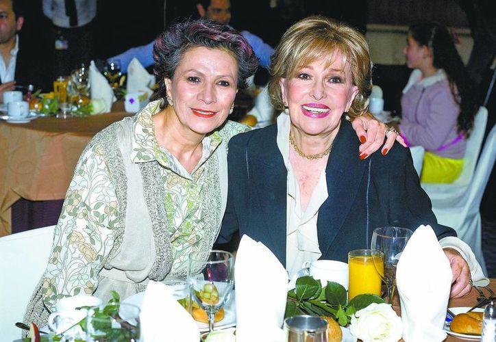 Patricia Reyes Spíndola y Bertha Ruiz son algunas de las actrices que han participado en esta serie. (Milenio)