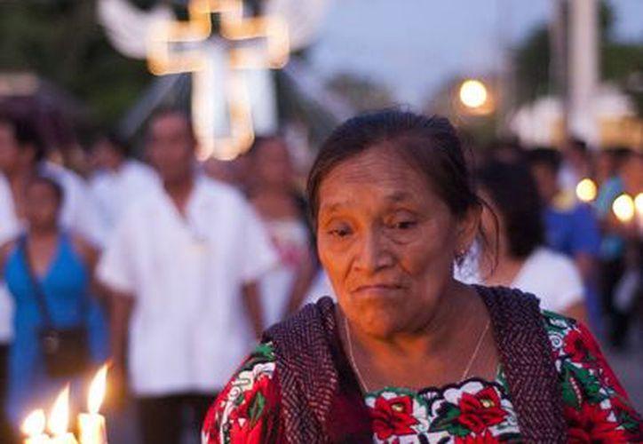 Casi la mitad de la población yucateca vive en la pobreza. (Archivo/Notimex)
