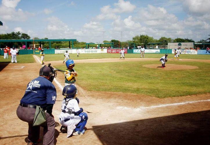 Las hostilidades ya comenzaron en la 88 edición de la Liga Yucatán de Beisbol. (Marco Moreno/Milenio Novedades)