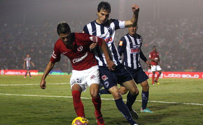 Para superar a Xolos, que posee la mejor defensa del torneo el cuadro regiomontano necesita ganar por 2-0. (Foto: Agencias)
