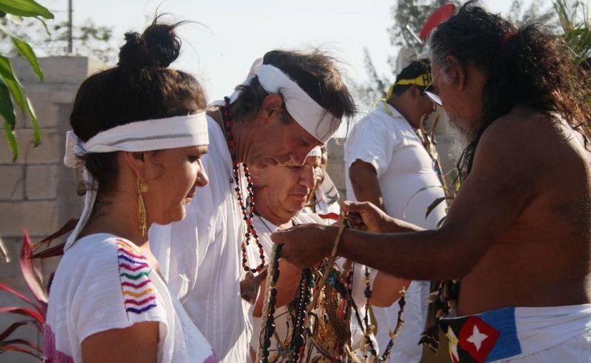 El próximo 18 de julio se festejará el año nuevo maya con una ceremonia maya. (Octavio Martínez/SIPSE)