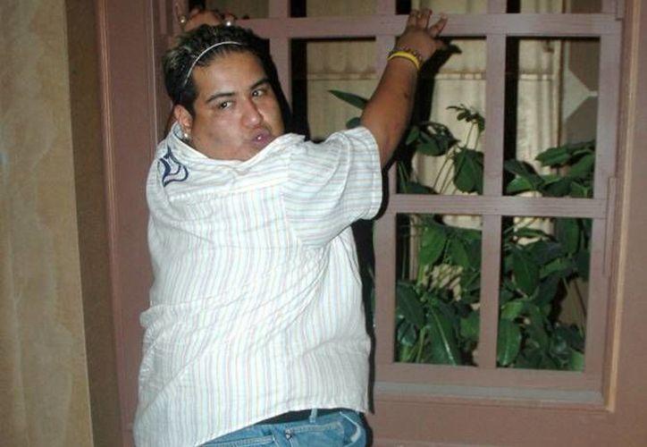 'Rafa' Balderrama se dio a conocer en televisión junto a Omar Chaparro en el programa 'Black and White'. (Internet)