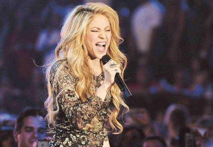 La cantante colombiana Shakira formará parte de la nueva película de disney 'Zootopia', en la cual interpretará la voz de una gacela.(Archivo/Sipse)