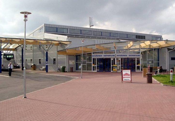 El aeropuerto Skavsta es la quinta terminal aérea más importante de Suecia. (Agencias)