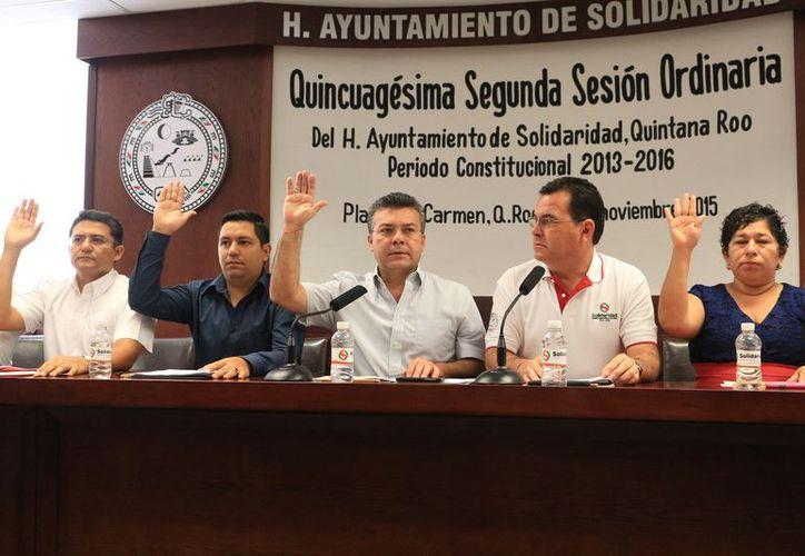 Se han iniciado procedimientos en contra de los ex regidores y el ex síndico. (Adrián Barreto/ SIPSE)