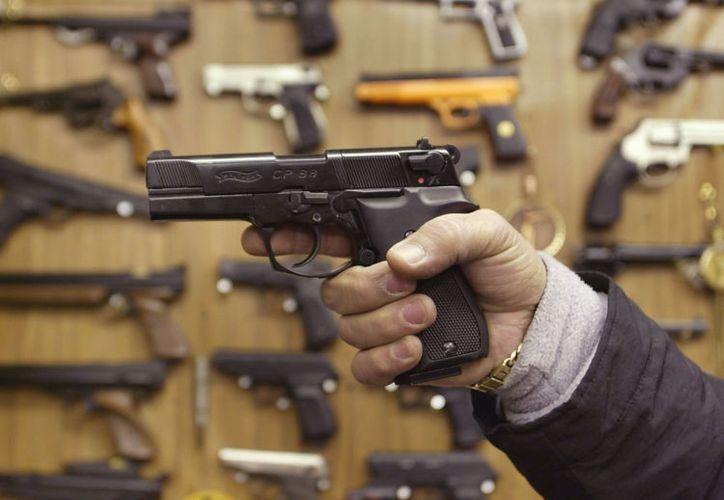 La mayoría de las muertes con armas de fuego tienden a ocurrir en condiciones cálidas. (López Dóriga Digital)