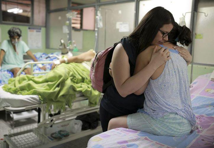 Los médicos de Venezuela han presentado sus quejas por la falta de apoyo hacia los hospitales de ese país.(AP)