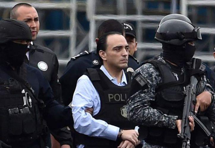 Borge Angulo enfrenta cargos por afectaciones al erario por más de 12 mil millones. (Contexto/Internet)