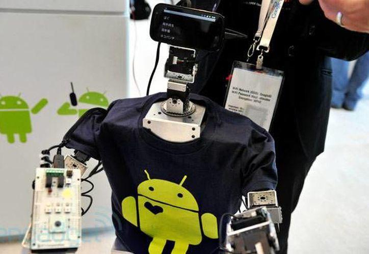 Los robots realizarán trabajos de carga y transporte de los  productos tecnológicos de Google. (engadget.com)