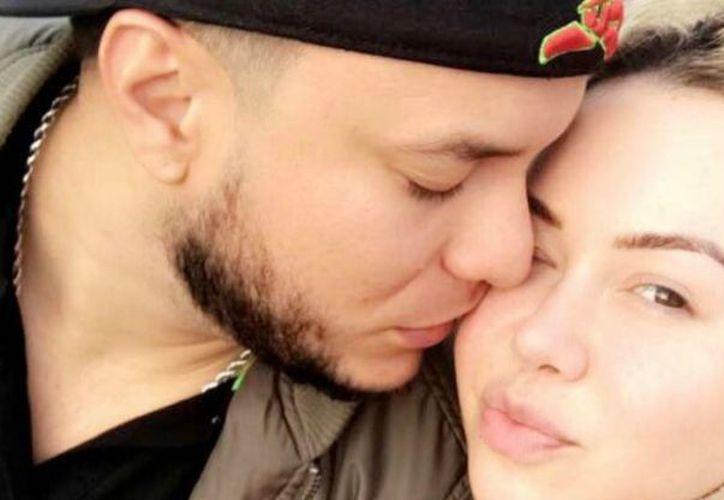 La Chiquis le pidió que mantuvieran en secreto su relación. (Foto: lorenzomendez7/ Instagram)