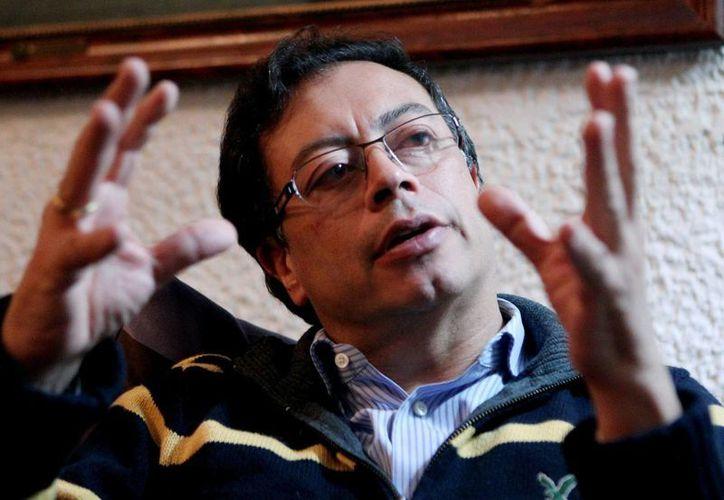 Gustavo Petro deberá regresar a la Alcaldía de Bogotá antes del jueves. (EFE)