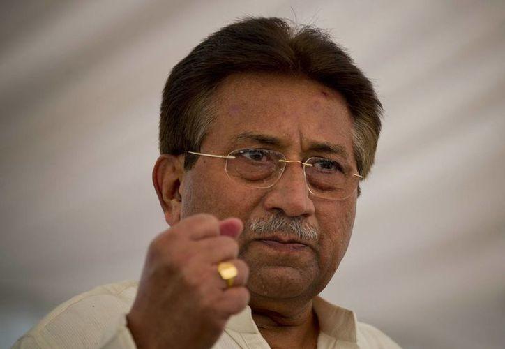 Musharraf podría ser presentado ante el juez en las próximas 48 horas. (Agencias)