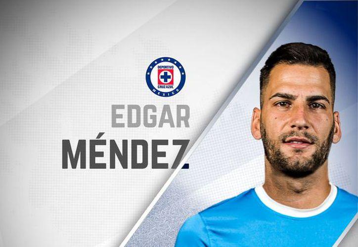 Édgar Méndez llega al fútbol mexicano tras disputar la última temporada de la liga española con el Alavés. (Twitter).