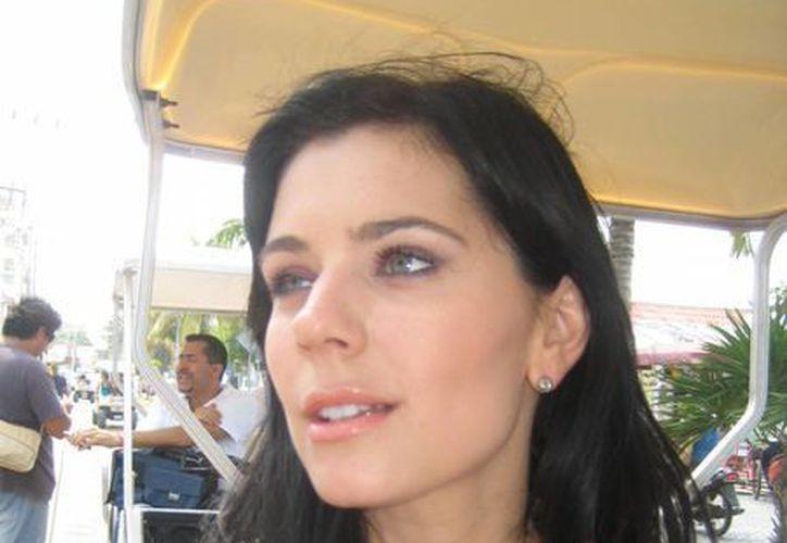 """Isla Mujeres estará en el programa """"Fashion Tour"""", que conduce la belleza brasileña María Ángela Meotti. (Lanrry Parra/SIPSE)"""