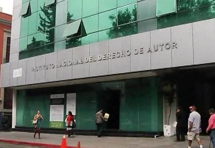'Express Autor' es una iniciativa del Instituto Nacional del Derecho de Autor. (Captura de pantalla/Indautor)