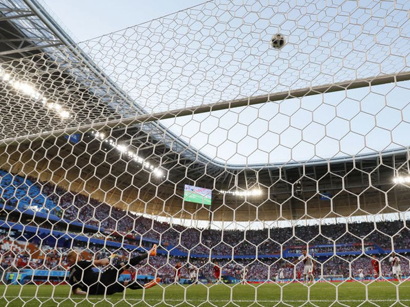 Islandia se va a quedar corto en su primer Mundial (Foto archivo AP)