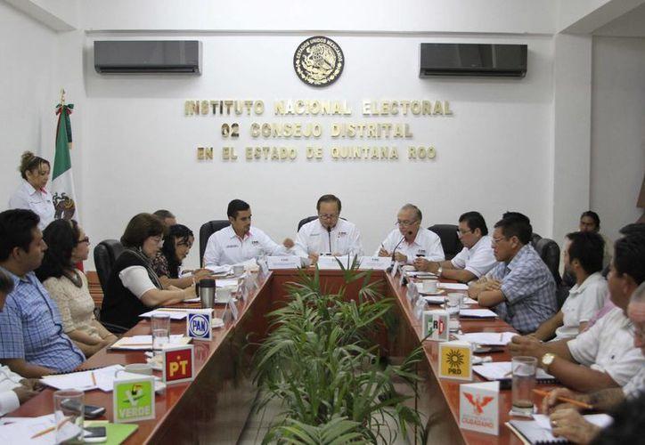 Se instalarán 477 casillas en Othón P. Blanco, Bacalar, José María Morelos y Felipe Carrillo Puerto. (Harold Alcocer/SIPSE)