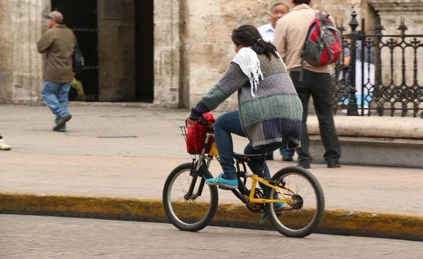 La Península de Yucatán mantendrá temperaturas templadas en la mañana y noche, mientras que por el día aumentaran. (José Acosta/SIPSE)