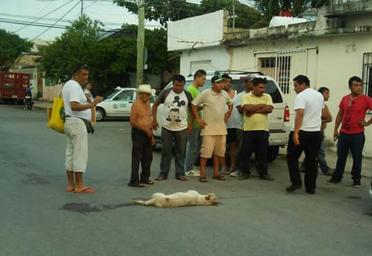 El acusado se encuentra en calidad de prófugo, esto se debe al miedo de 'Cristian' a ser linchado(Foto: Contexto/Internet)