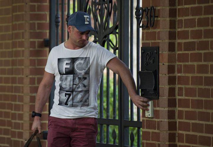 Carl Pistorius, hermano del atleta Olímpico, Oscar Pistorius . (Agencias)