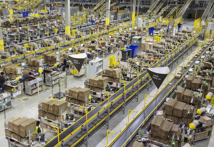 Amazon cuenta con centros de desarrollo en Estados Unidos, el Reino Unido e Israel. (Agencias)