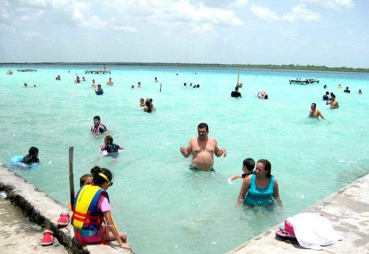 En 2 lugares se prevé la instalación de los baños: en El Canal de los Piratas y Cenote de la Normal.