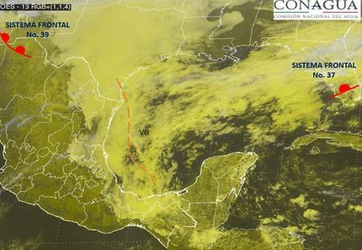 Se esperan rachas de viento de 50 km/h en el norte y noroeste de Sonora. (Foto: Conagua)