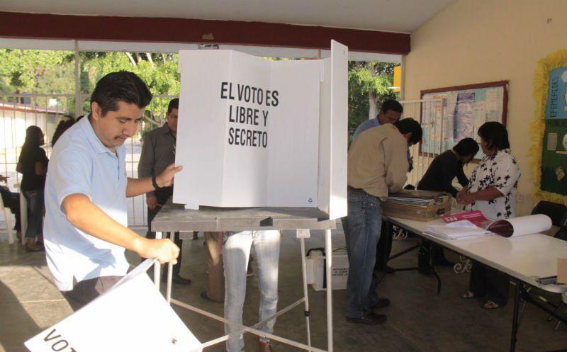 Las casillas electorales son básicas, contiguas, extraordinarias y especiales.(Internet)