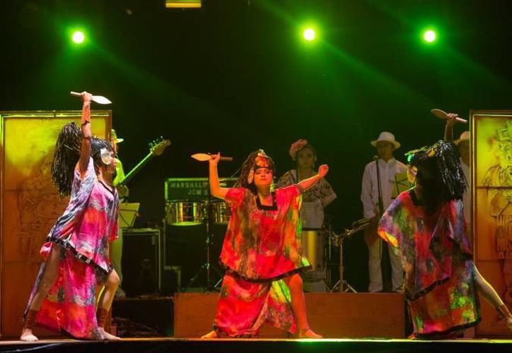 El gobernador Rolando Zapata clausurará este domingo por la tarde el Festival Internacional de la Cultura Maya. (Foto de archivo de SIPSE)