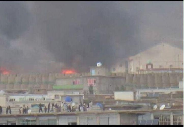 Entre las víctimas del ataque figuran tanto civiles como agentes de las fuerzas de seguridad. (RT)