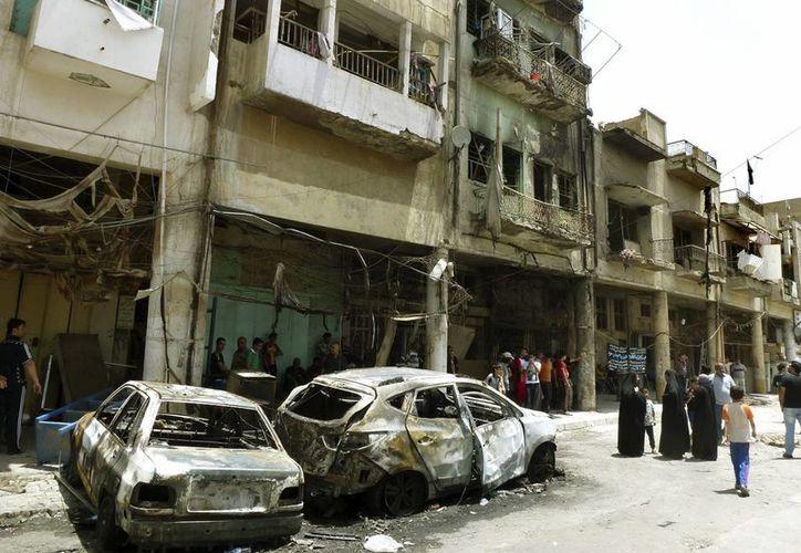 Los bombazos se han registrado en varias ciudades de Irak en los últimos días. (EFE/Contexto)