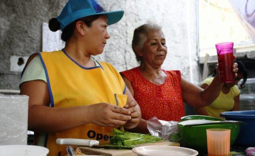 La inversión total para ese programa por parte de la dependencia es de 12 millones de pesos. (Archivo/ SIPSE)