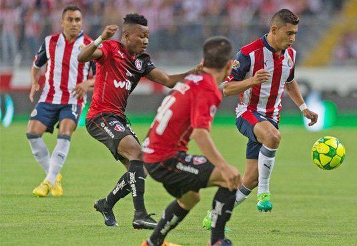 Atlas se impuso 1-0 en el clásico Tapatío. (La República)