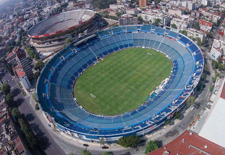 El Estadio Azul albergará el inicio de la temporada 2019 de la LFA y el Tazón México IV. (Foto: Alto nivel)