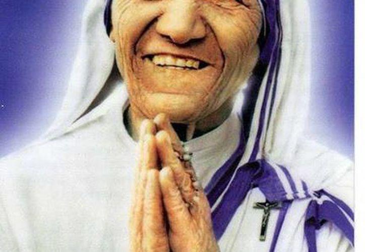 Teresa de Calcuta será elevada a los altares el próximo 3 de septiembre, en El Vaticano. (Facebook/Santa Teresa de Calcuta)