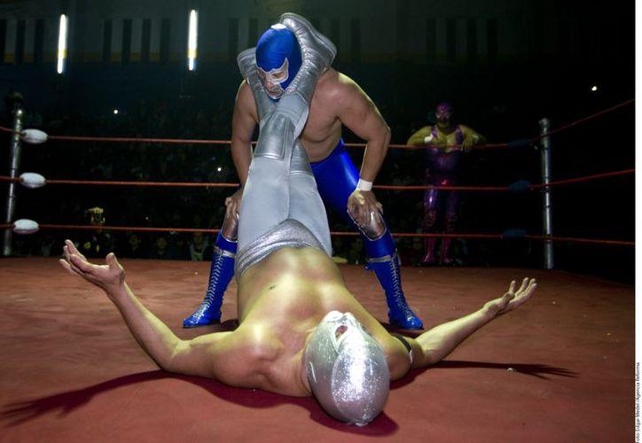 Lo que más enoja al Hijo del Santo es la actitud de Blue Demon Jr. (Agencia Reforma)