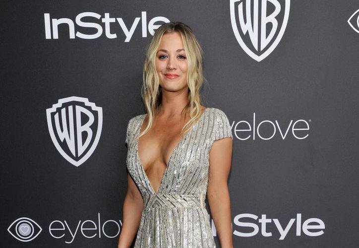 La actriz rompió en llanto luego de que su novio, el jinete Karl Cook, le propuso matrimonio. (Foto: IBTimes UK)