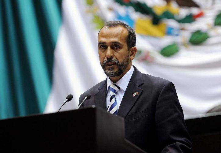 Gabriel Gómez Michel era diputado federal por el Distrito XVIII de Jalisco. (Archivo/Notimex)