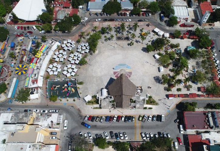 Cinépolis adquirió el edificio del Cine Blanquita, ubicado en las inmediaciones del Parque de las Palapas. (Rubén Cruz/SIPSE)