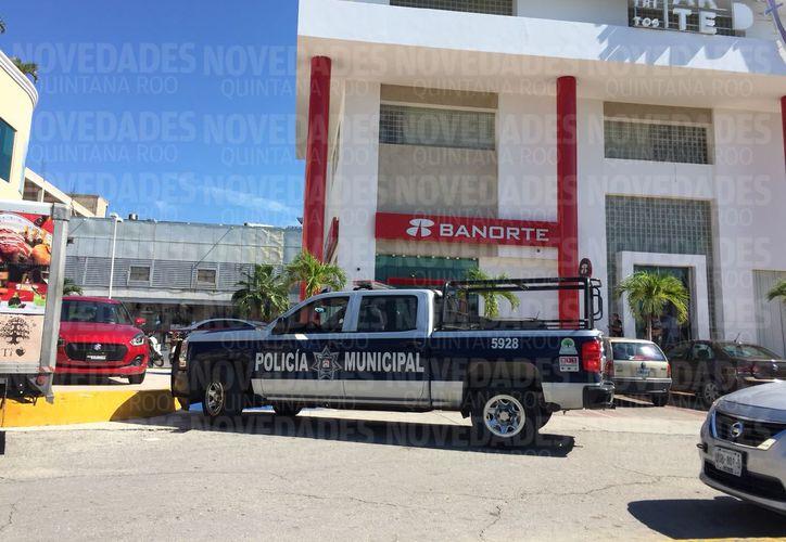 Informes policíacos indican que la víctima fue amagada por los asaltantes. (Eric Galindo/ SIPSE)