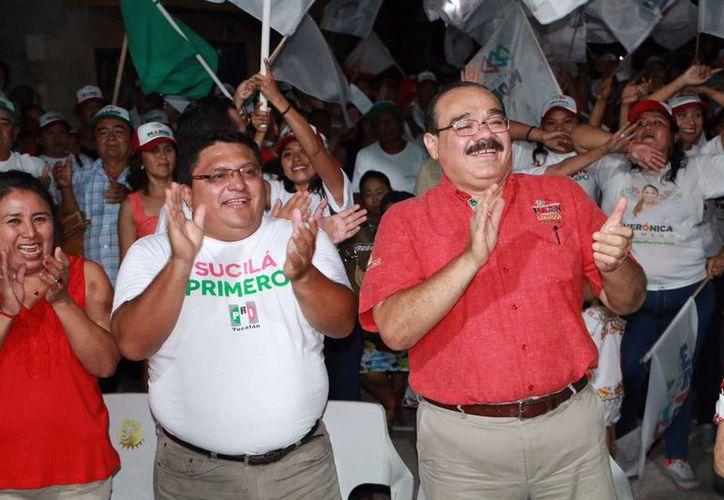Hay que recuperar la vocación productiva de los municipios, afirma Ramírez Marín. (Milenio Novedades)
