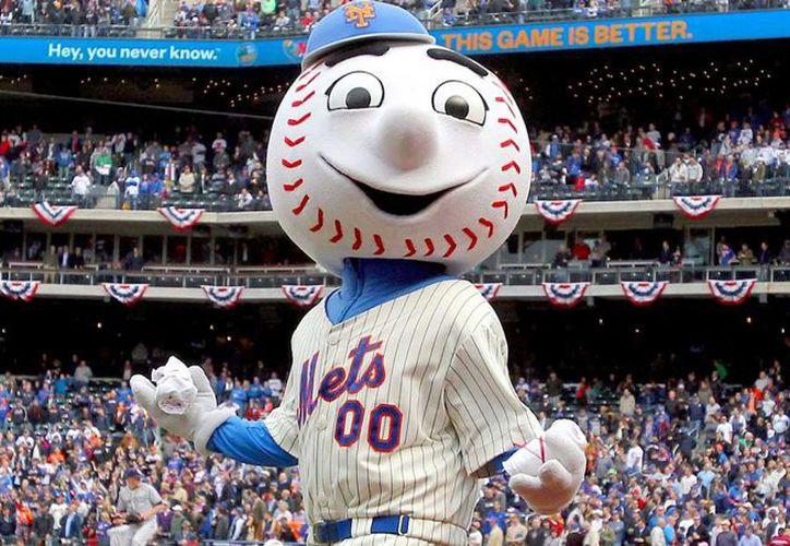 Mr. Mets es una de las mascotas más famosas de los deportes. (Foto: Internet/Contexto)