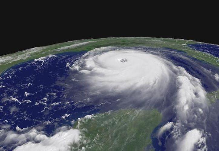 La temporada de huracanes en el Océano Atlántico comenzará el 1 de junio y concluirá también el 30 de noviembre. (Excelsior)