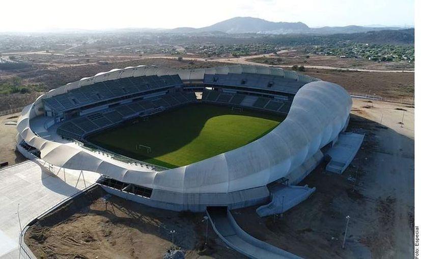 Mazatlán tiene un nuevo estadio y equipo. (Foto: Reforma)