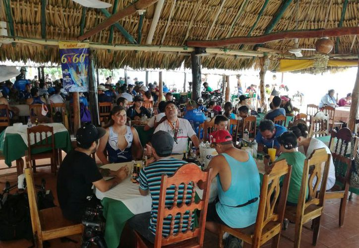 El evento entre Calderitas y Chetumal, permitió que la derrama económica permeara de manera significativa en ambas sedes. (Joel Zamora/SIPSE)