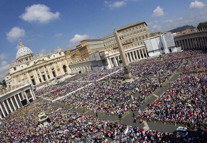 La Santa Sede y el secretario de las Naciones Unidas acordaron que la bandera será izada sin ceremonia alguna. (Archivo/EFE)