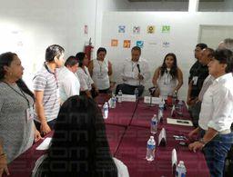 Abre Sesión Consejo distrital en Tulum